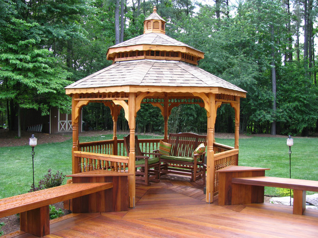Decks Gazebos Pergolas